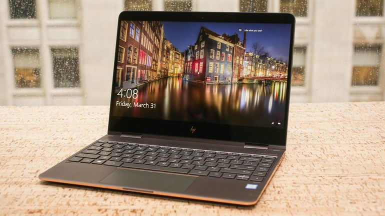 HP Spectre x360 Convertible Laptop Review