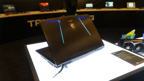 2018 MSI Gaming Laptop Releases