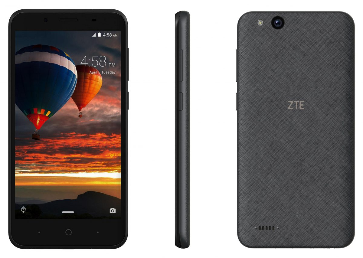 ZTE is the First Company to Bring a Smartphone Running Android Go to the US