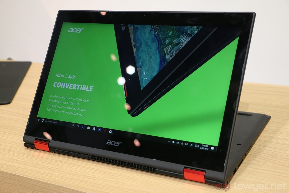 Meet the World's Most Powerful Acer Chromebook Spin 13