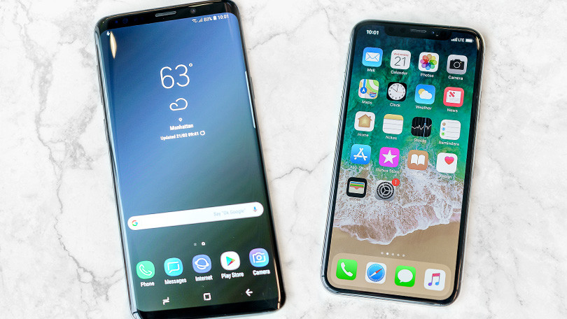 iPhone X vs. Galaxy S9: Which Is the Better Camera Phone?