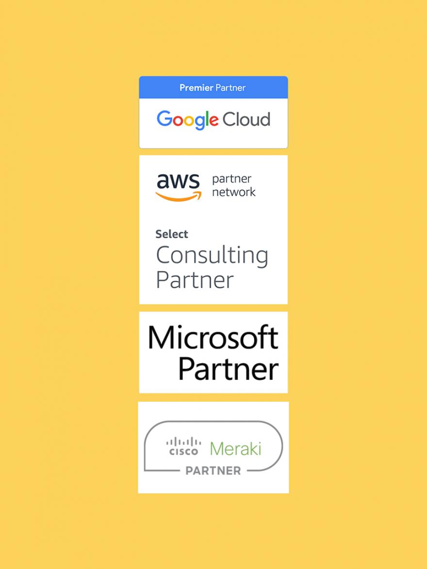 4 x Partners 3.4