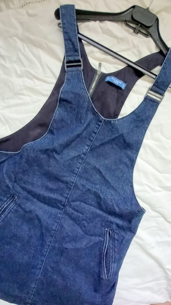 Salopette jupe Pull and bear