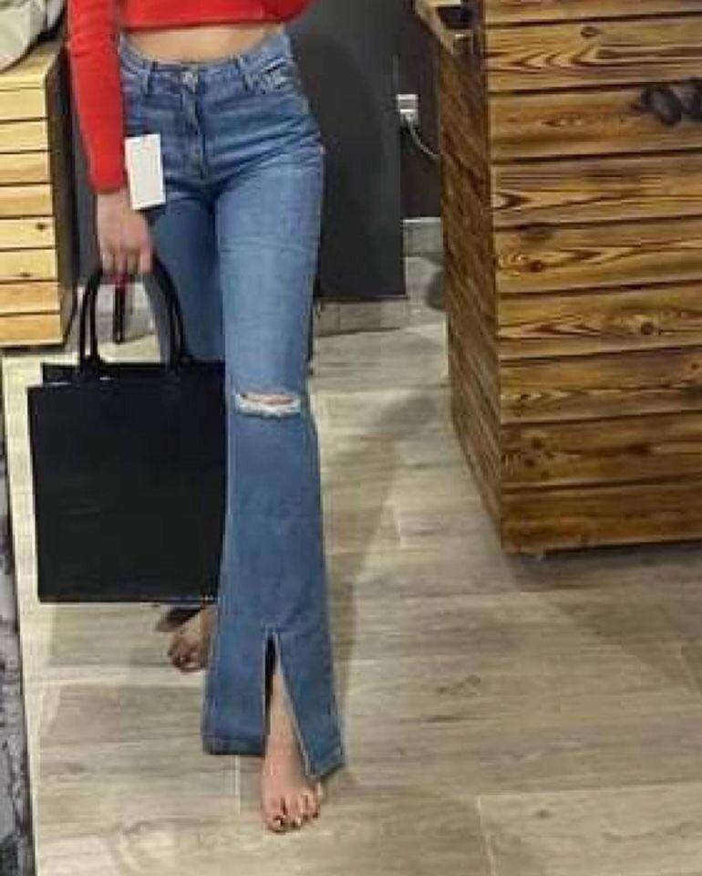 Très beau jeans de marque zara