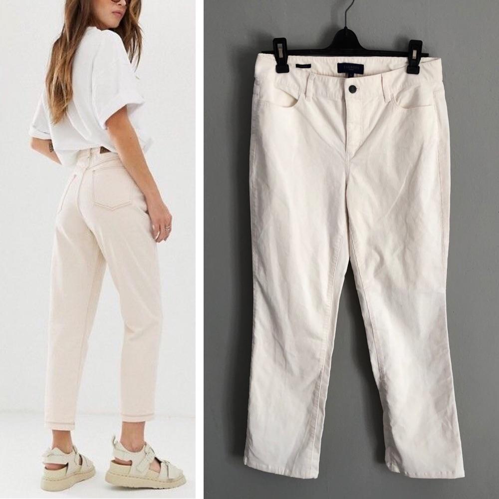 Pantalon MOM taille haute comme neuf