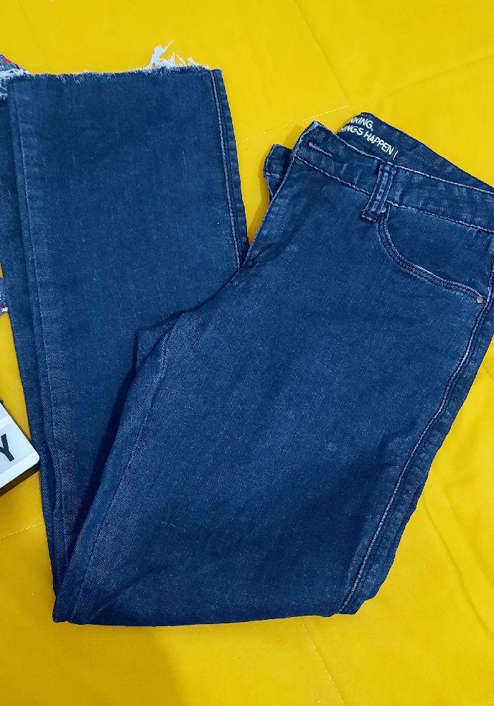 Lots jean et croped top