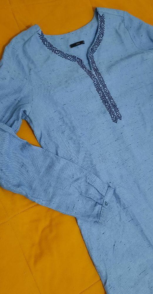 Robe chemise zen