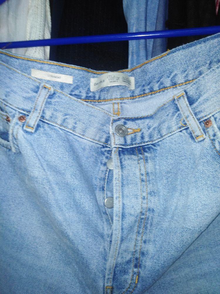 Straight vintage jeans