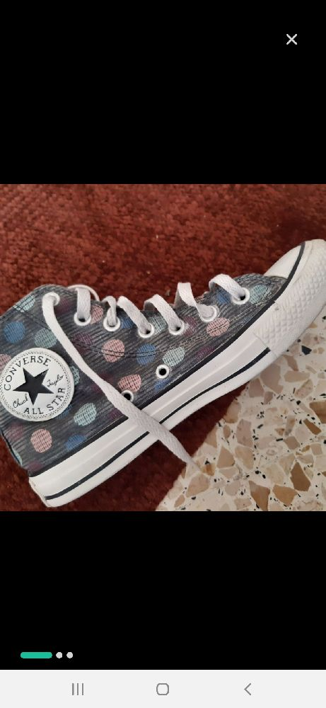 Converse all star authentique