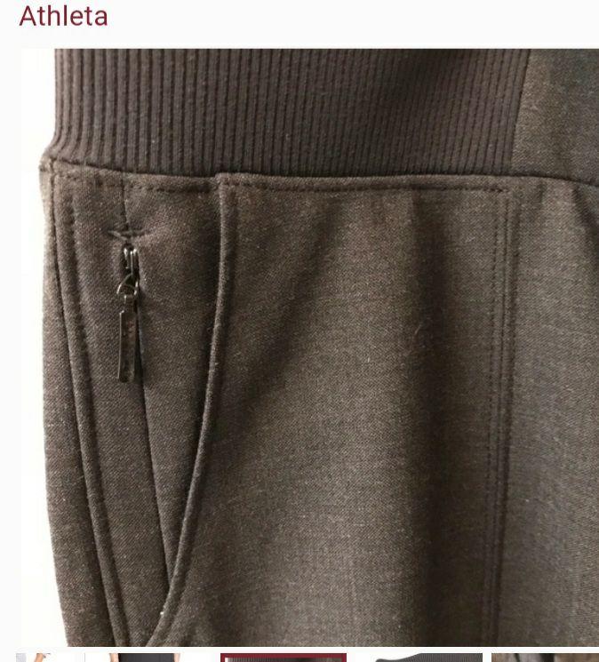 Pantalon spotswear marque athleta neuf taille 2