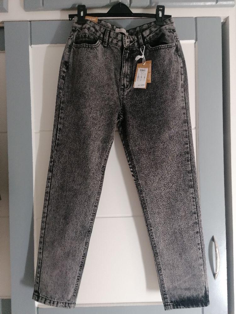 Jean MOM high waist la marque Nice&Chic