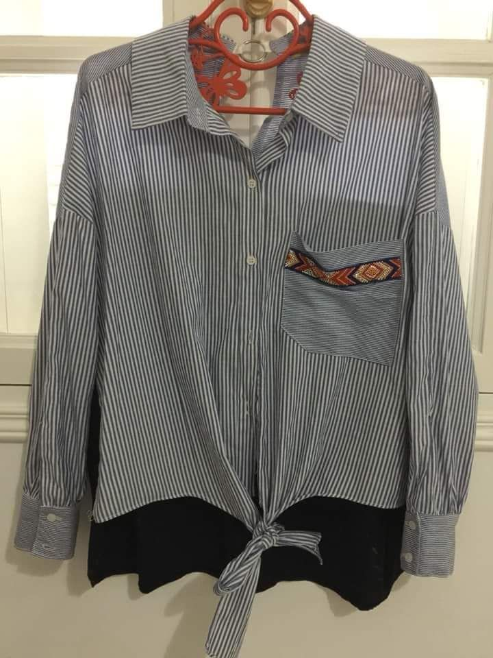 Chemise taille 40 très peu portée