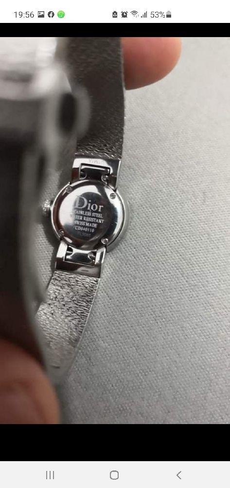 Montre Dior