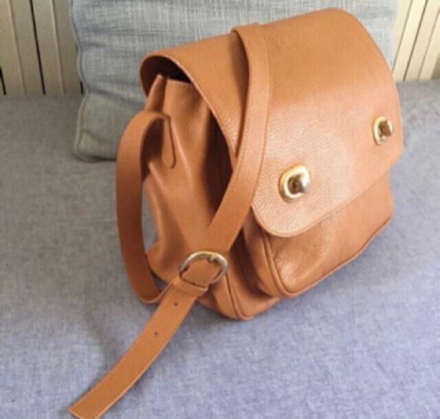 Sac Hayet Leather