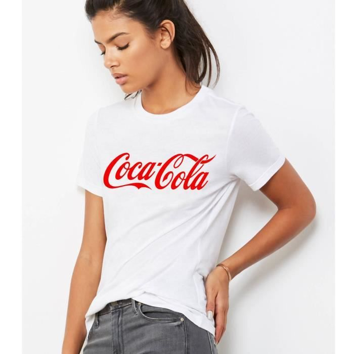 Pull coco cola taille s m l