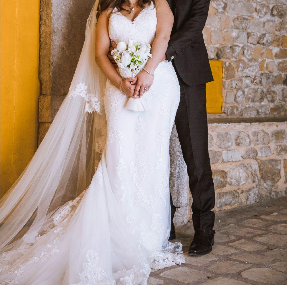Robe mariée PRONOVIAS