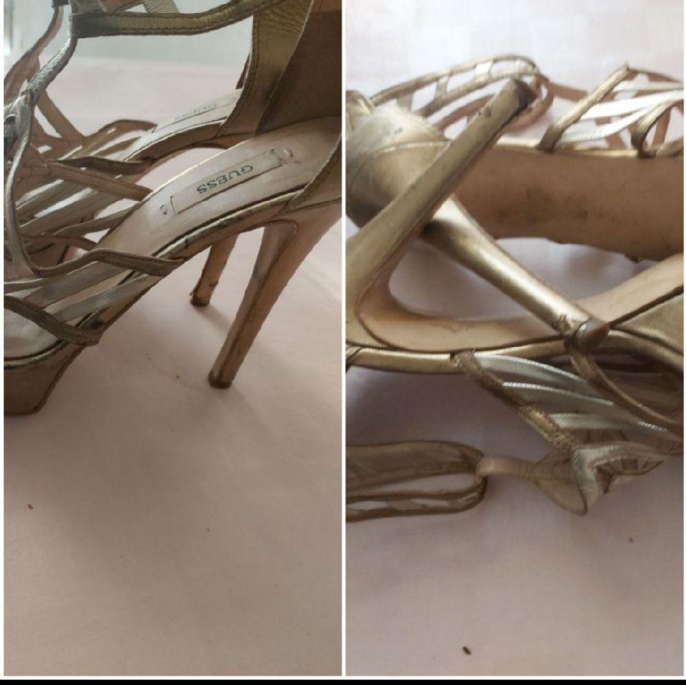Sandalles guess authentique