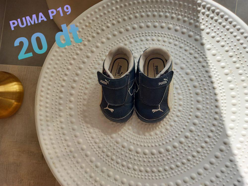 Chaussures bébés PUMA importé