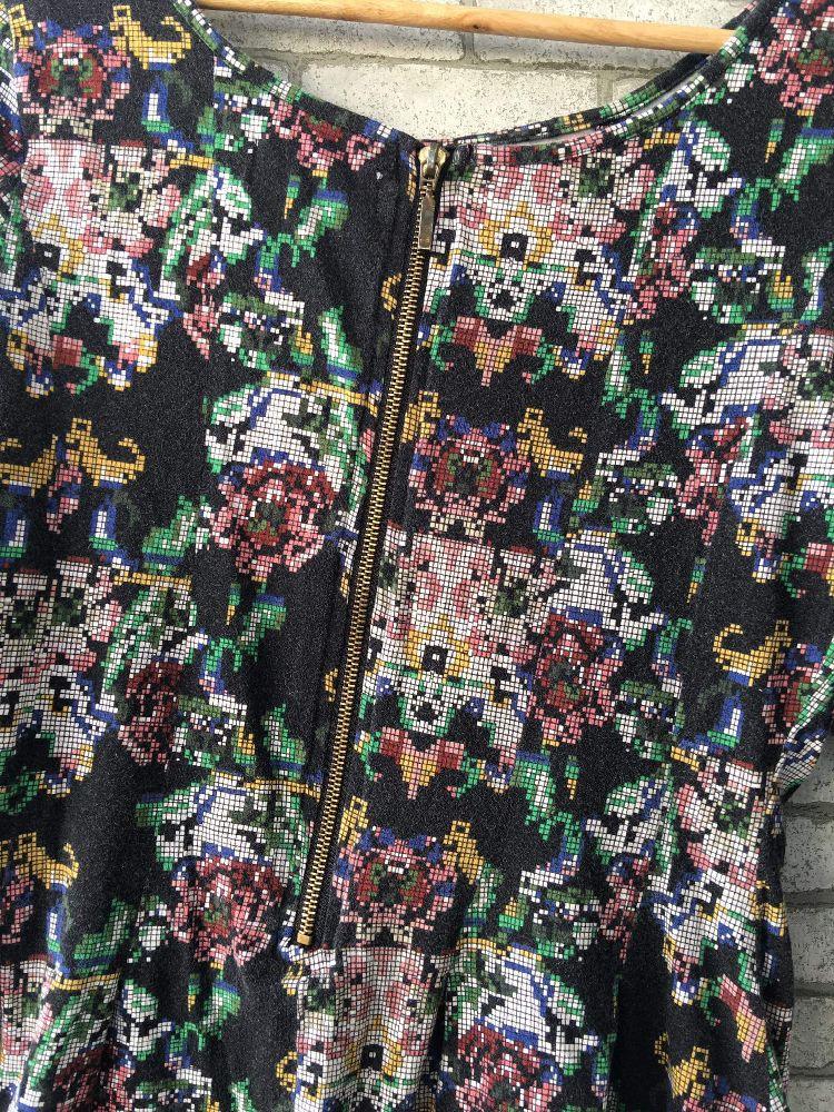 Robe mosaïque Véro Moda