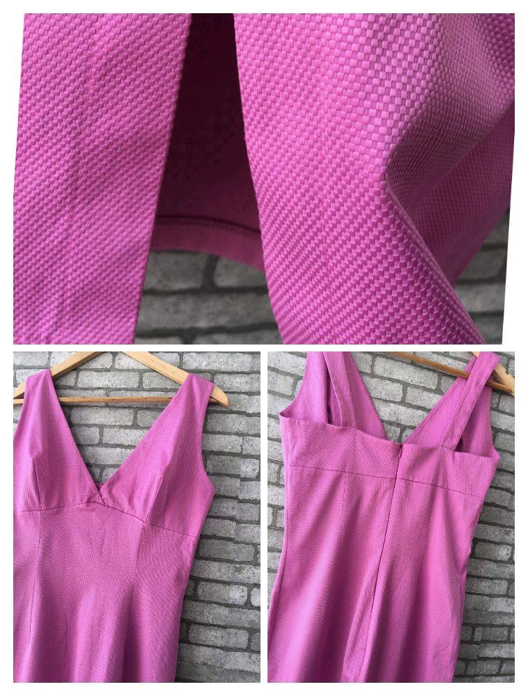 Très sexy robe rose