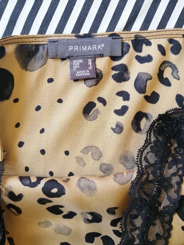 Caraco léopard primark