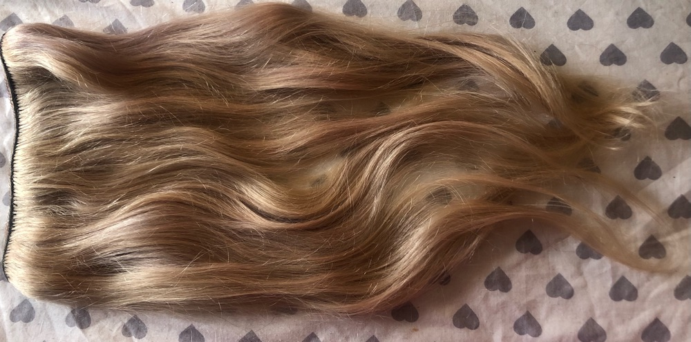 Extensions cheveux a fil invisible