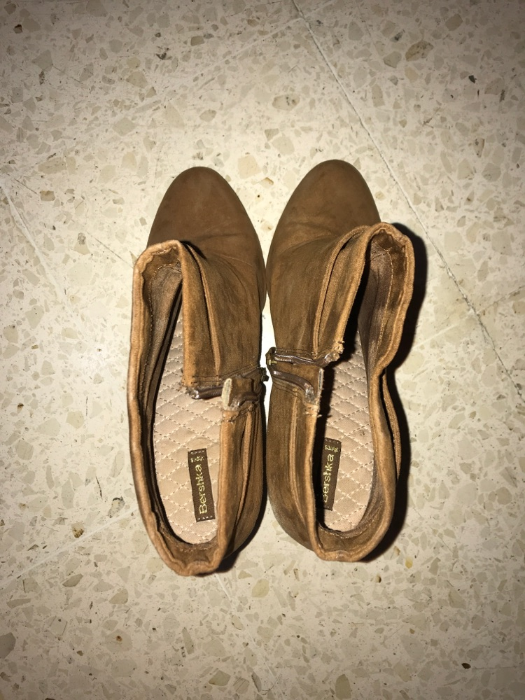 Boots talons