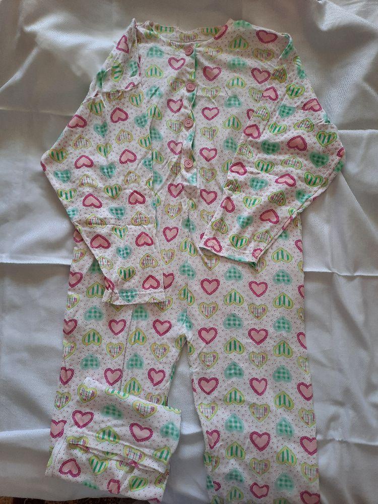 Pyjama combinaison cotton
