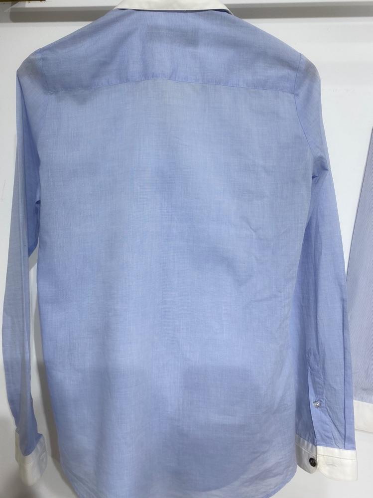 Chemise The Kooples Bleu clair 100% Cotton