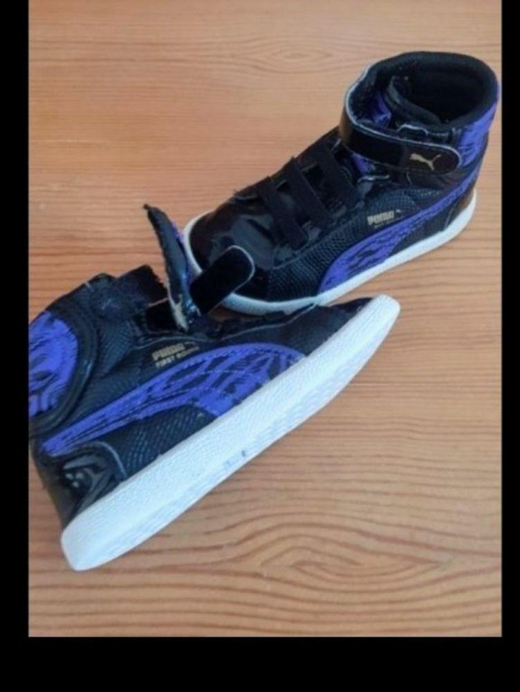 Chaussure puma premiers pas (tres bon etat)