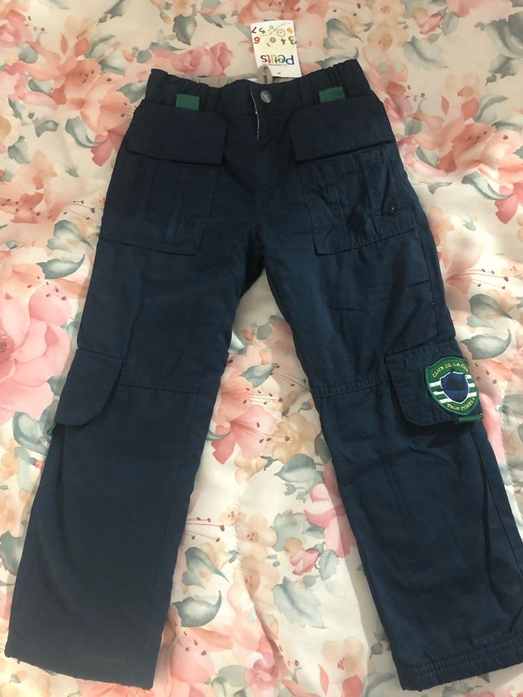 Pantalon La Compagnie des Petits 4 ans