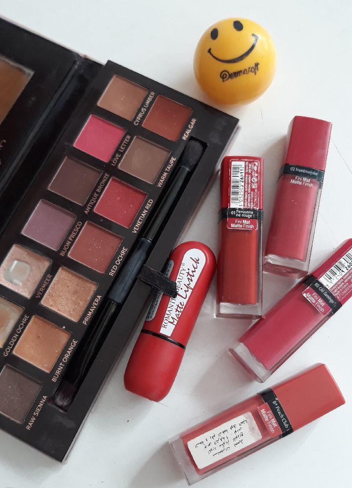 Un lot de maquillage authentique (Anastasia + Bourjois)