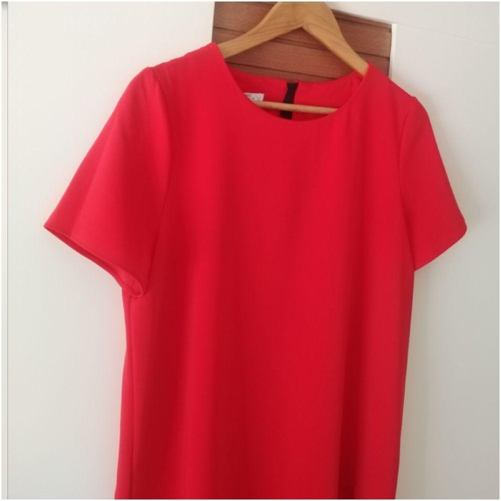 Robe rouge Mango tt neuf