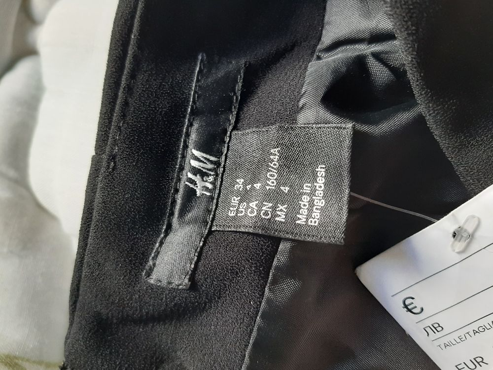 Jupe droite H&M