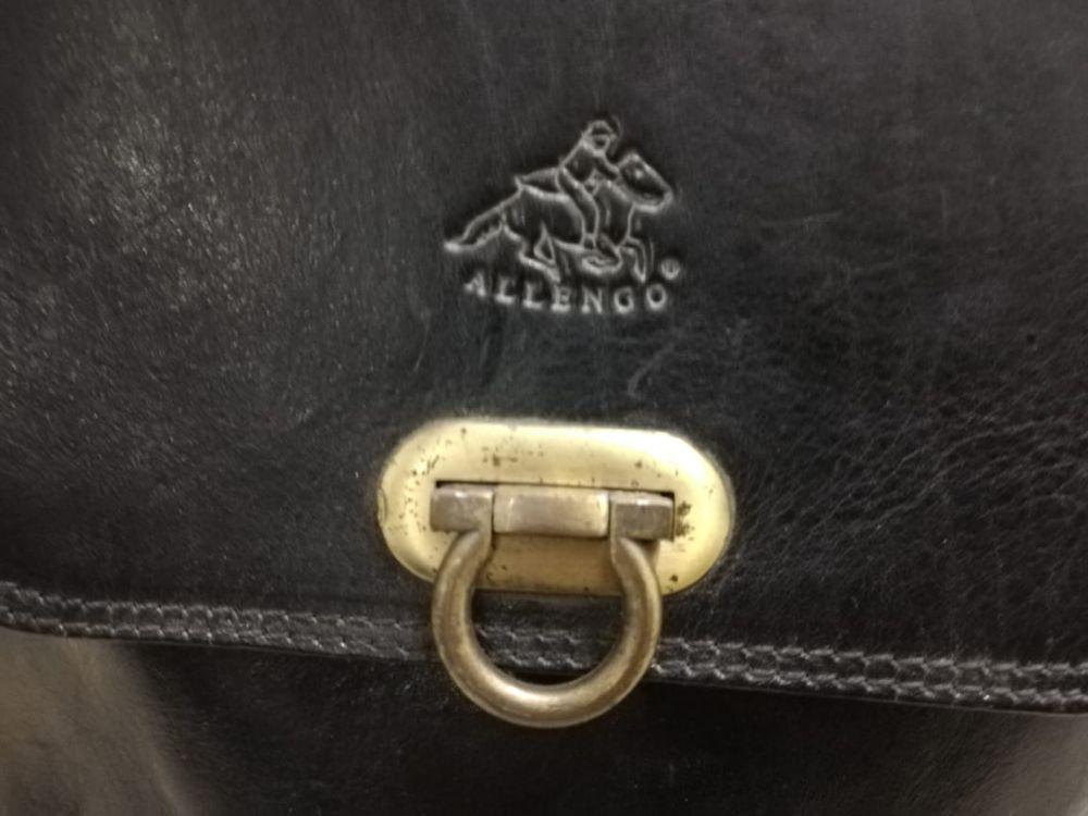 Sac Allengo en vrai cuir