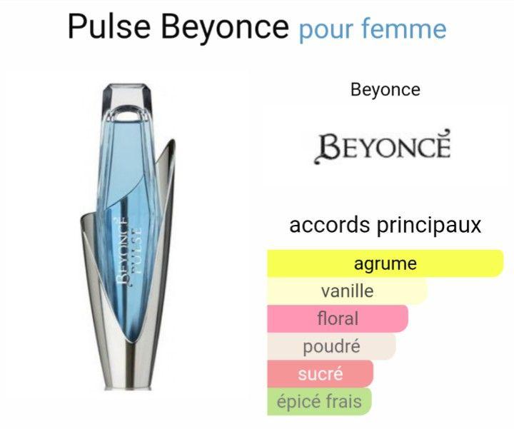 Eau de parfum Beyoncé Pulse