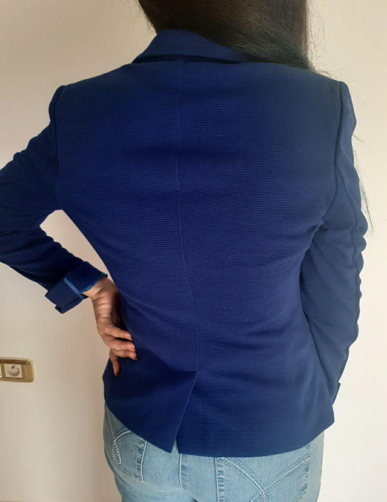 Blazer bleu kiomi