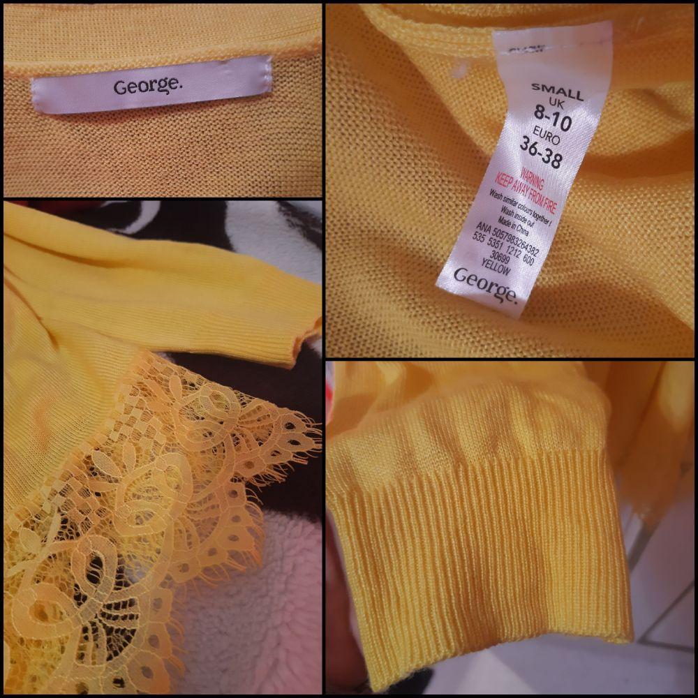 Gilet jaune marque George