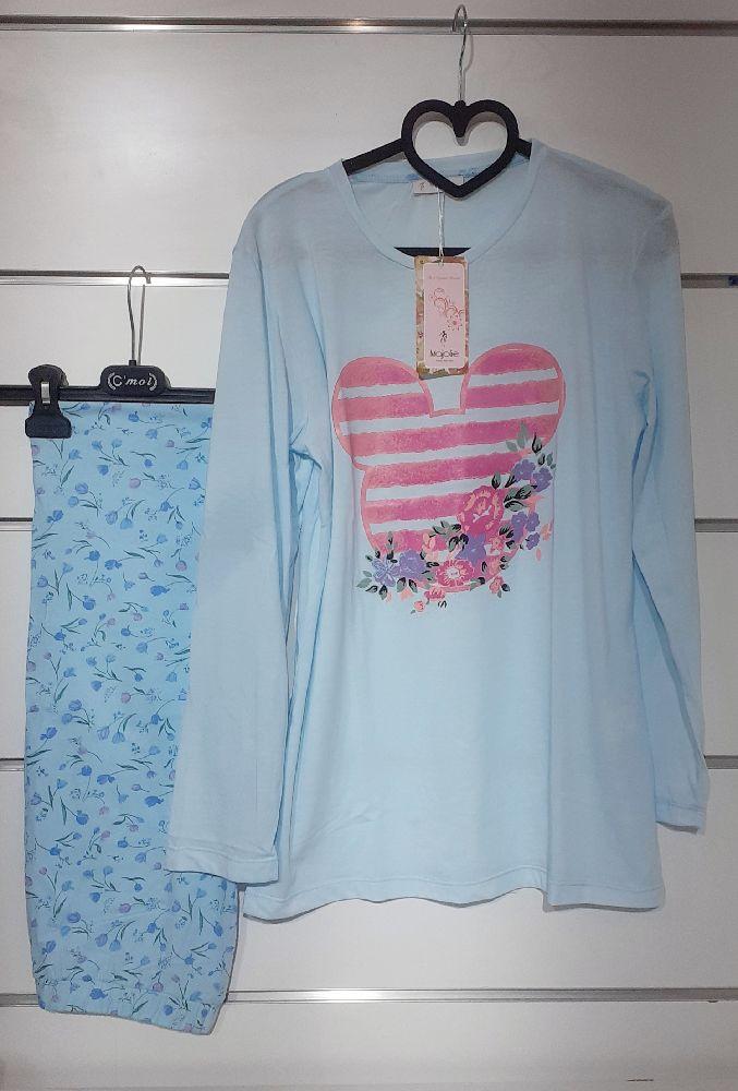 Pyjama coton de S à XXL