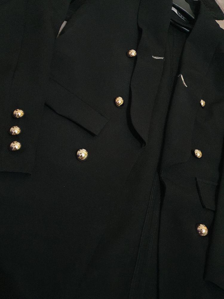 Blazer Noire
