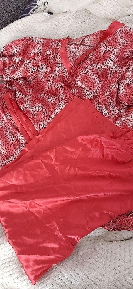 Pyjama satinee grand taille