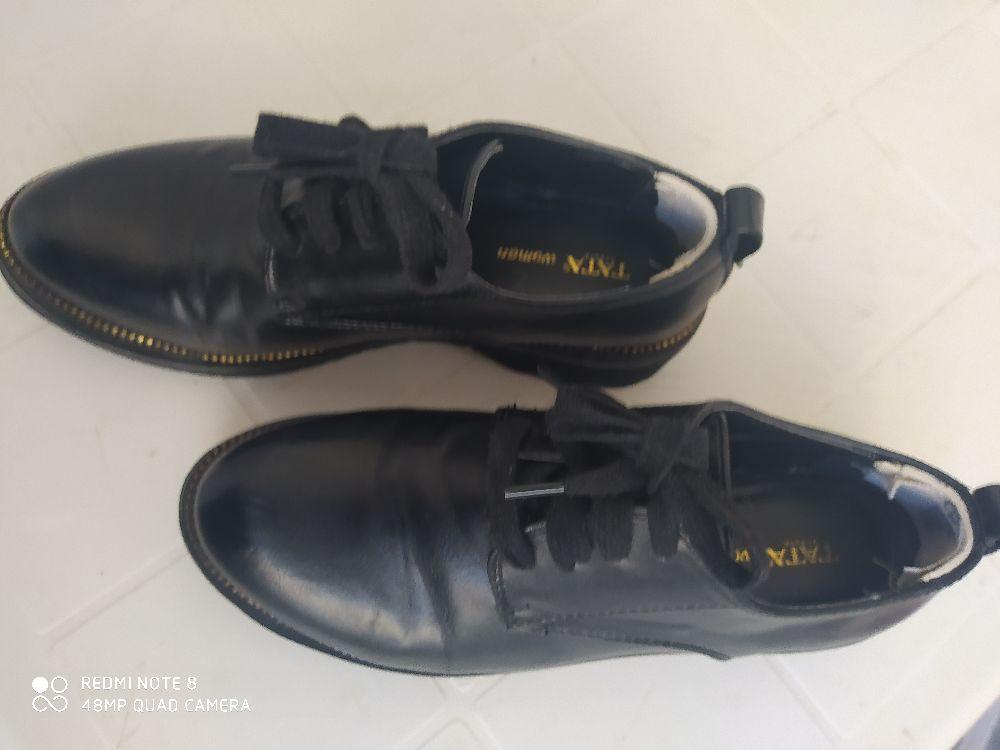 Chaussure en noir