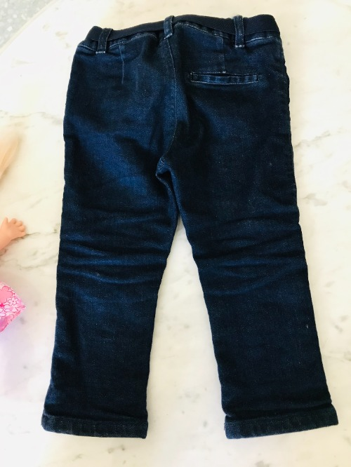 Pantalon de la marque vertbaudet