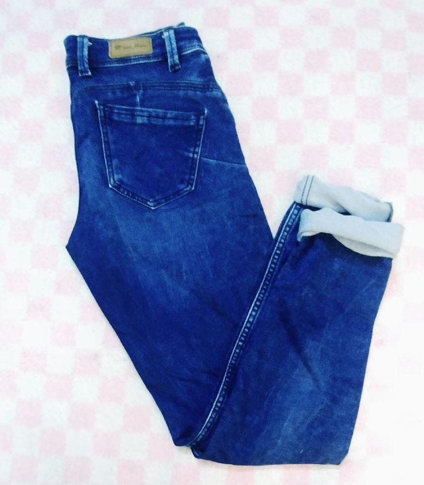 Deux pantalons femme