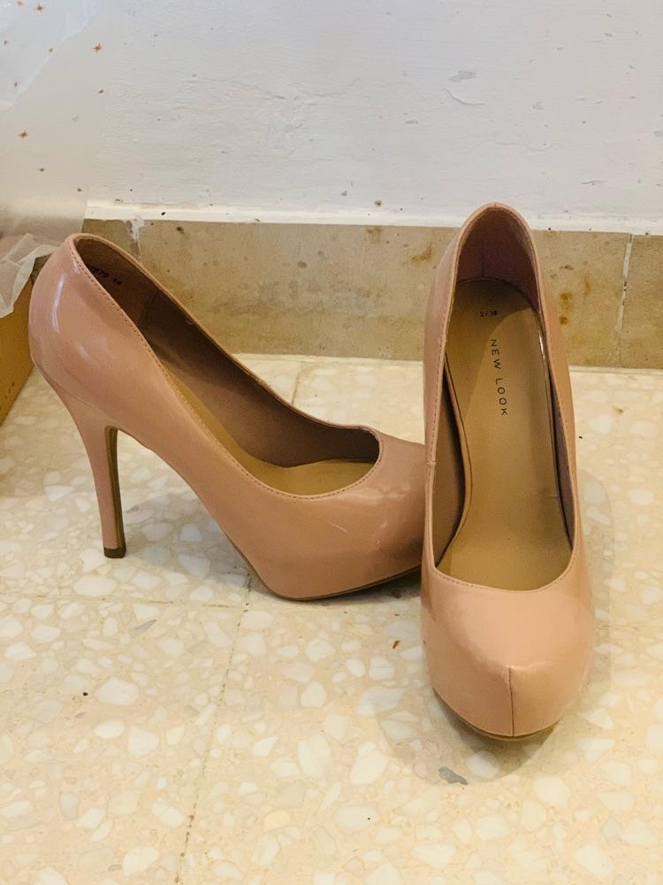 Chaussures vernis à talons