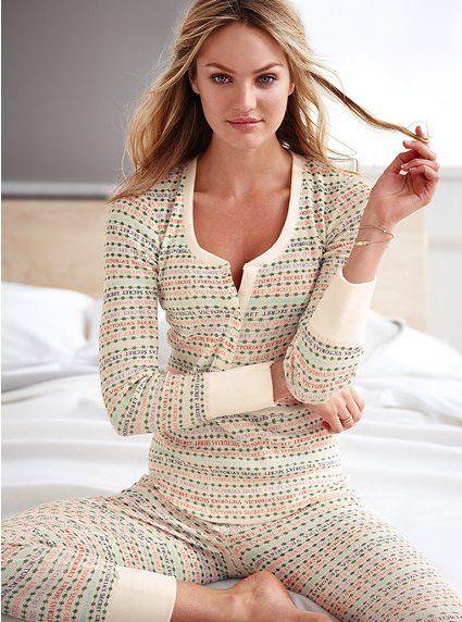 Pyjama Victoria's secret