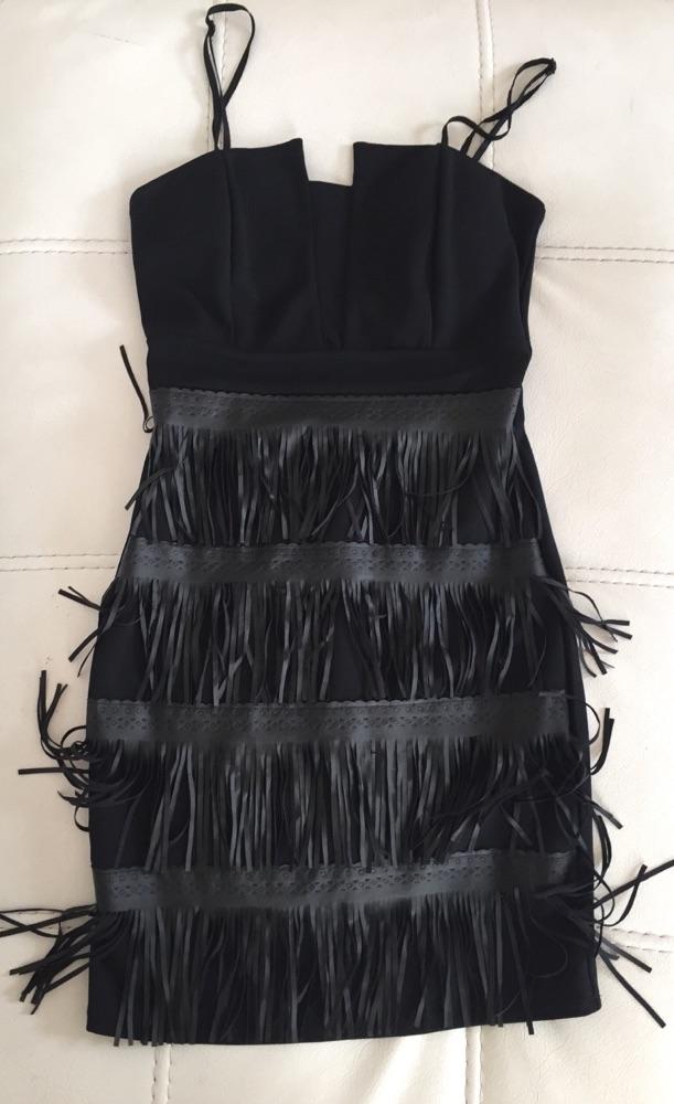 Robe noir tres chic