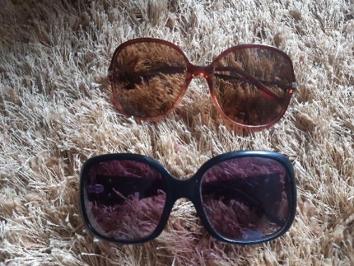 Lot 2 lunettes