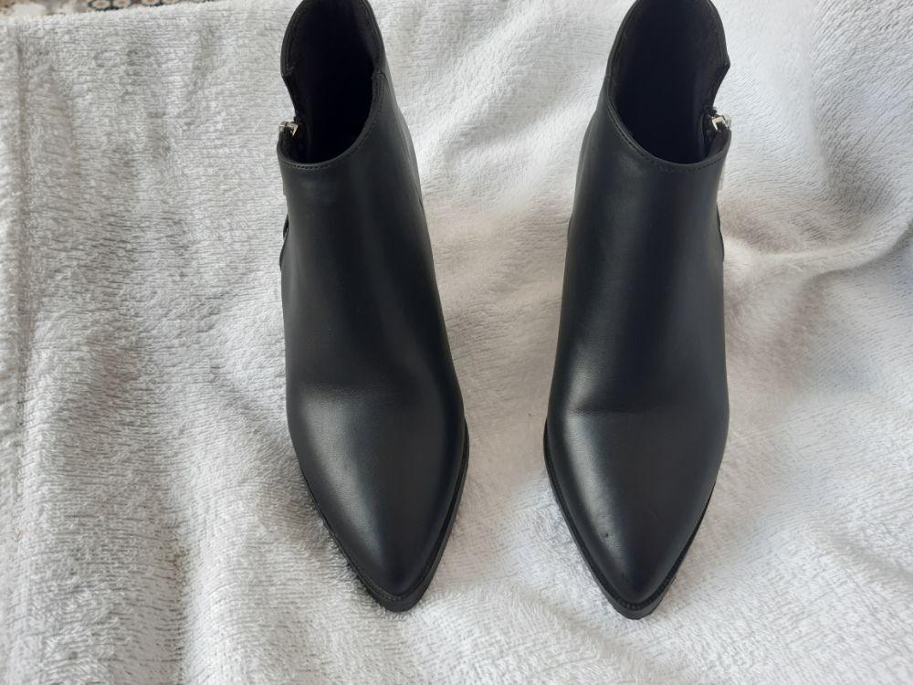Bottine noir