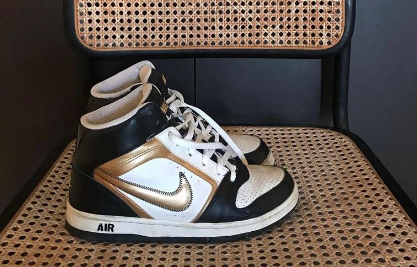 Nike noir et blanc